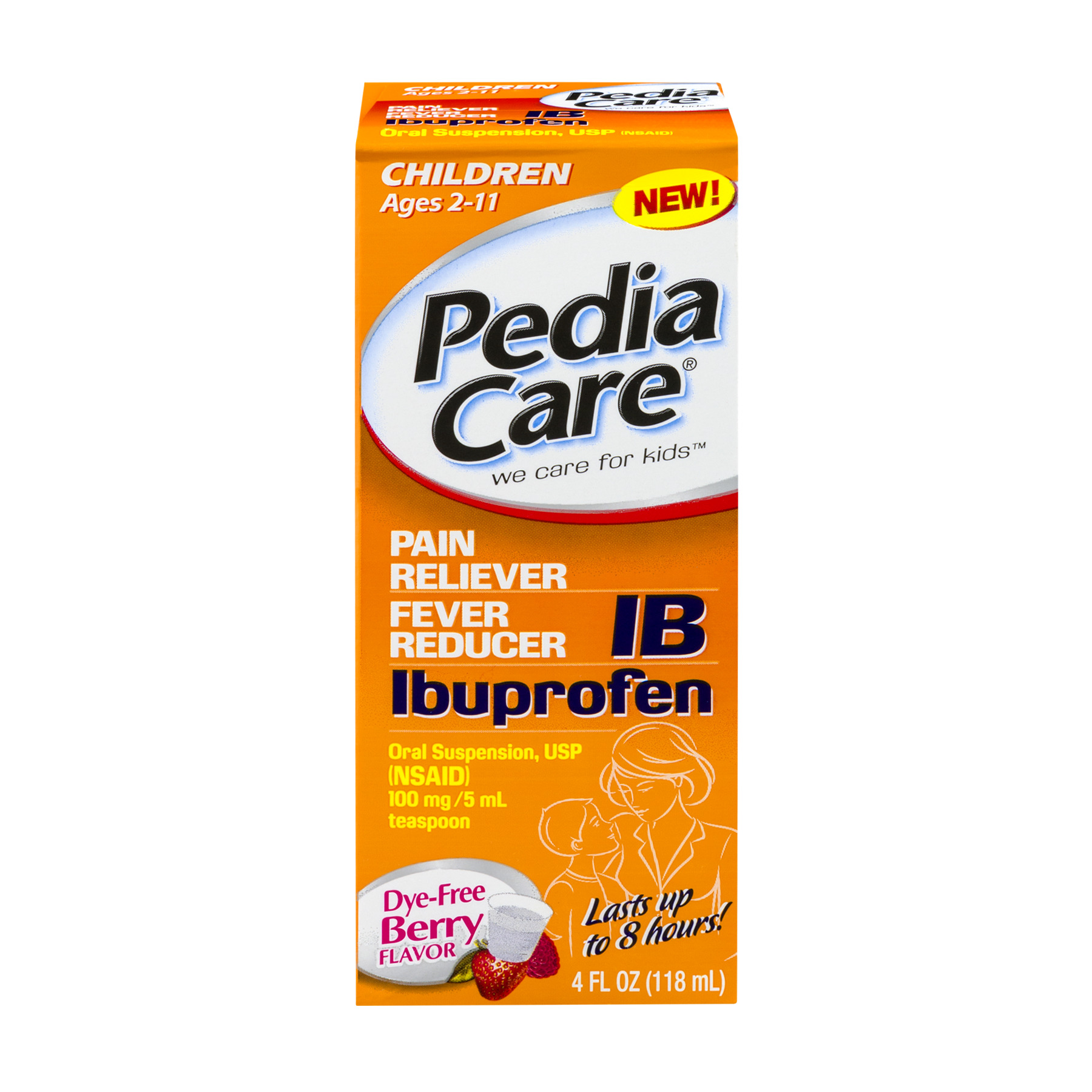 Medtech Pedia Care  Ibuprofen, 4 oz
