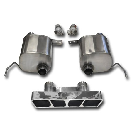 CORSA Xtreme Valve-Back Performance Exhaust System : C7 Stingray, Z51