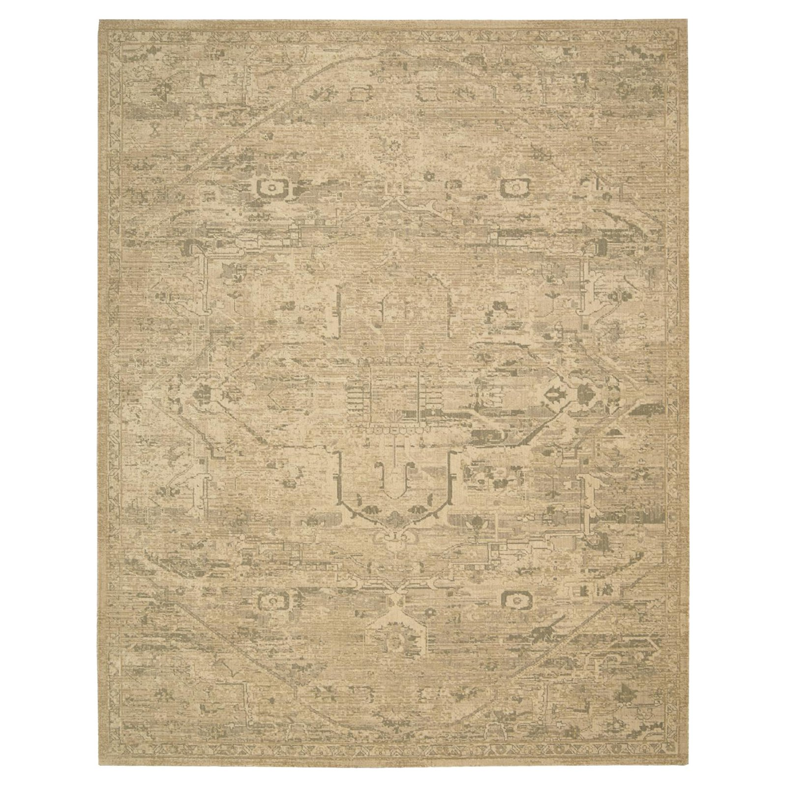 Nourison Silk Elements SKE14 Indoor Area Rug