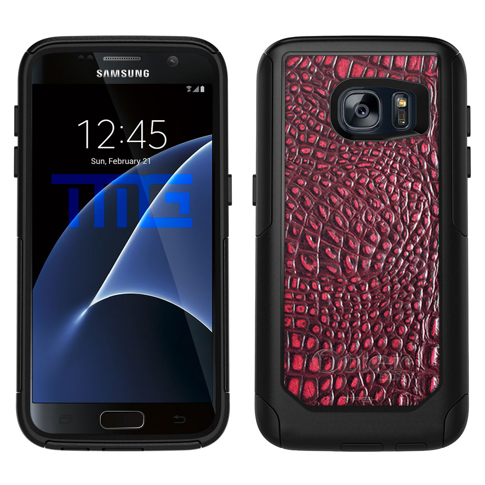 OtterBox Commuter Samsung Galaxy S7 Case - Alligator Dark...