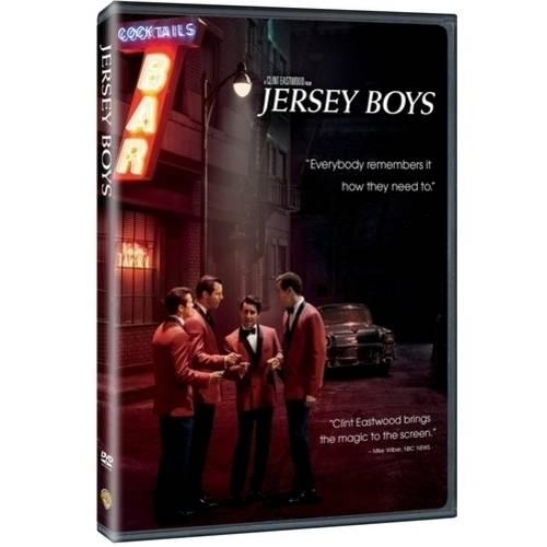 Jersey Boys (DVD + Digital Copy With UltraViolet)