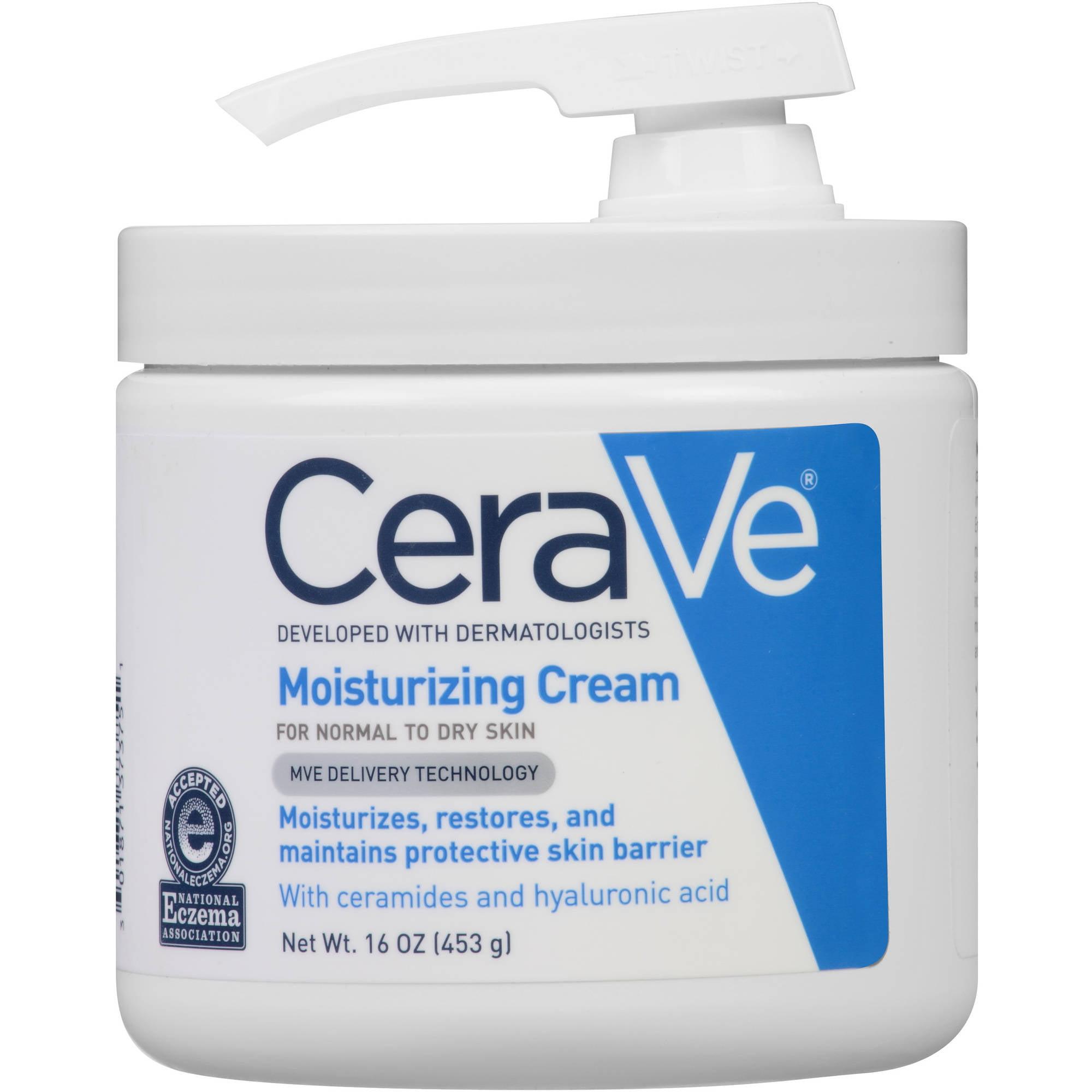 CeraVe Moisturizing Cream, 16 oz