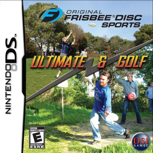 Frisbee Sports:Ultimate & Golf (DS)