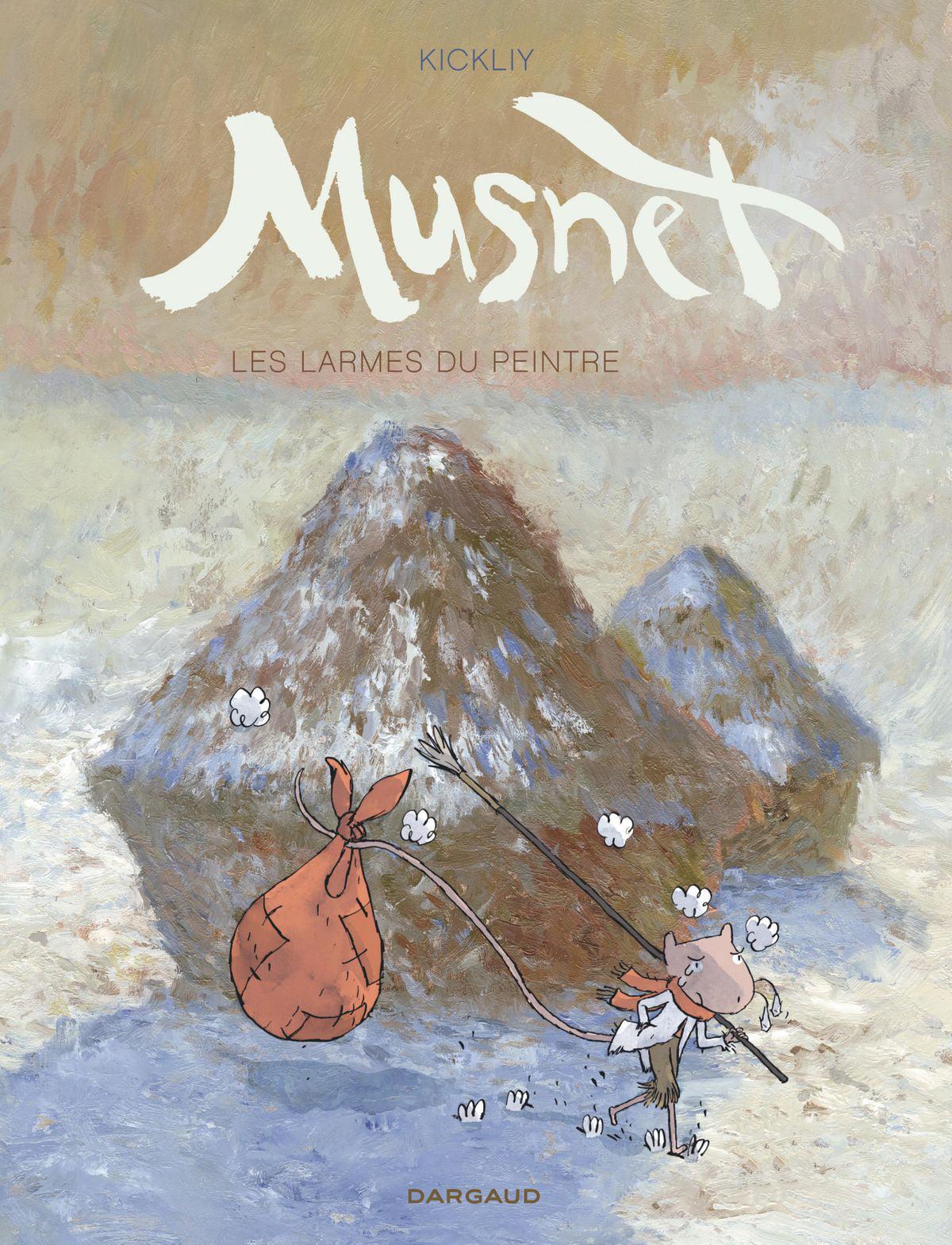 Musnet Mouse of Monet GN (C: 0