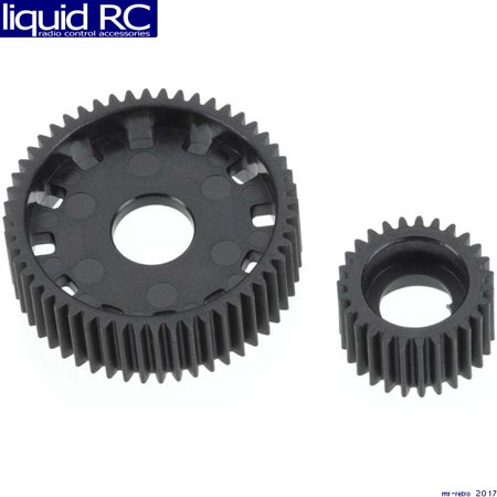 Diff Set Assembled - Tamiya 54262 Rein 52t Ball Diff Gear Set Trf201