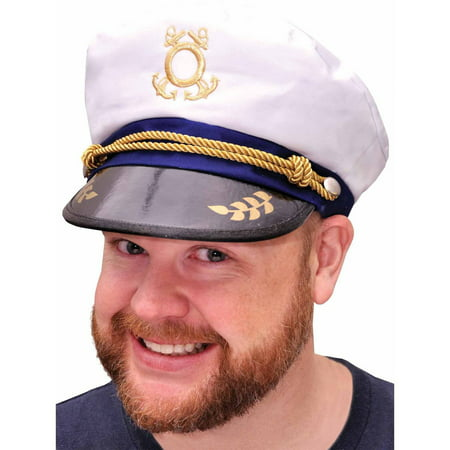 Captain's Hat Adult Halloween Accessory (Captins Hat)