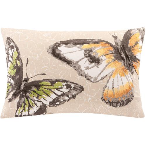 Better Homes and Gardens Butterfly Oblong Pillow