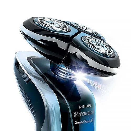 Norelco 1290X SensoTouch 3D Electric razor with GyroFlex 3D and UltraTrack