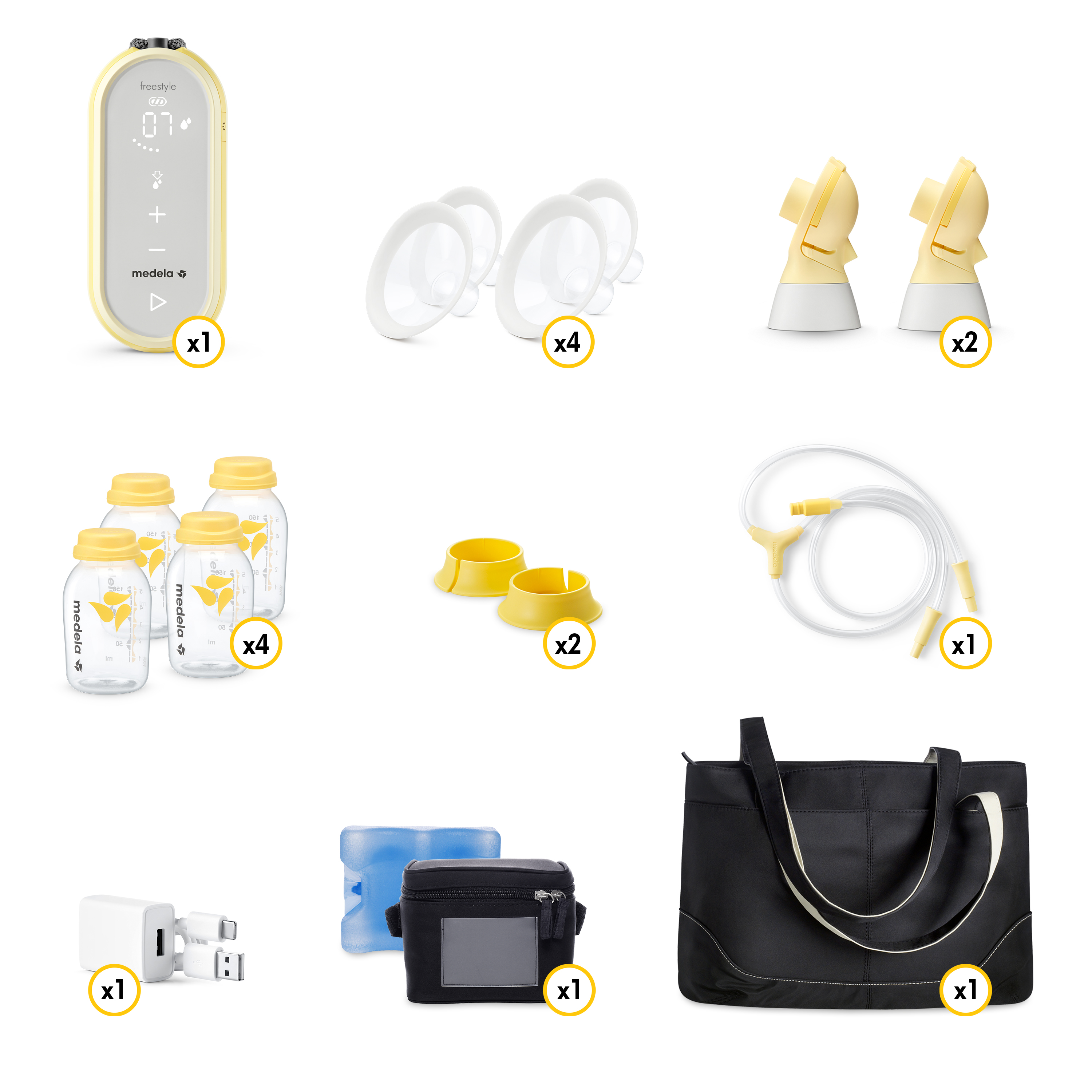 Medela Freestyle Flex Compact And Portable Double Electric Breast