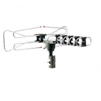 Nutek HD/DTV/UHF/VHF/FM 360  Motorized Rotating Antenna