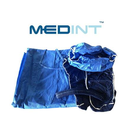 Gown, Complete Kit for Patients (Shoe Cover, Patient, Underwear)