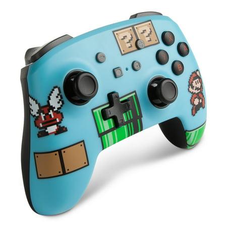 PowerA Enhanced Wireless Controller for Nintendo Switch - SMB3