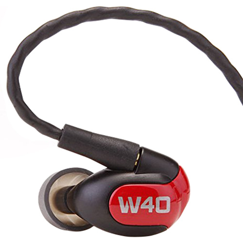 Westone W40 Quad Driver Premium In-Ear Monitor Headphones - 78504