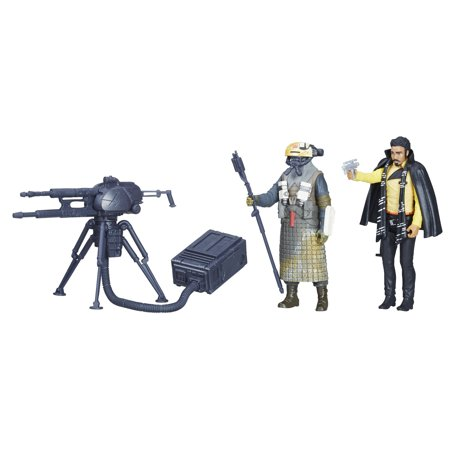 Guard Star Wars (Star Wars Force Link 2.0 Lando Calrissian & Kessel Guard)