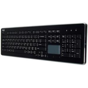 Adesso SlimTouch 440 Desktop Touchpad Keyboard