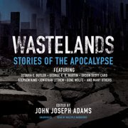 Wastelands - Audiobook