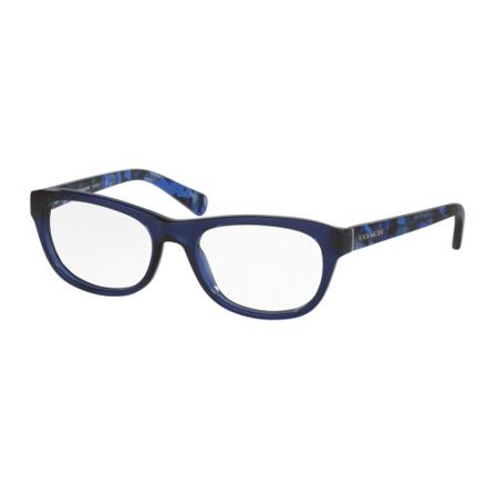 Coach Glasses Frames Blue : Product