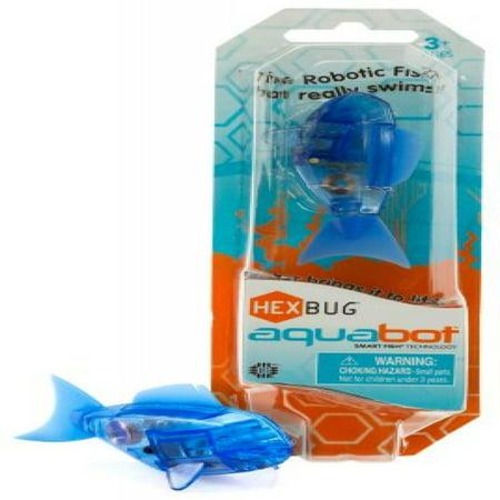 Hexbug Aquabot Single Pack  Blue Clownfish