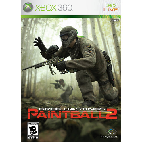 Greg Hastings Paintball 2 (Xbox 360)