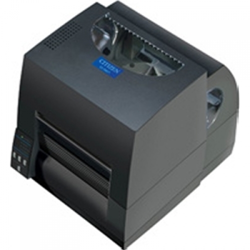 Citizen CLS-S631, DESKTOP THERMAL PRINTER, 300 DPI, USB & SERIAL STANDARD, ETHERNET, GRAY, CUTTER CL-S631-E-GRY
