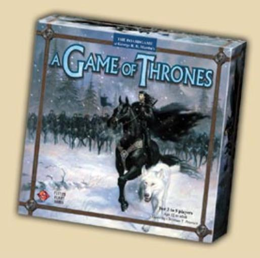 Game of Thrones, A (1st Edition) Lightly Used