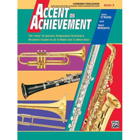 Image of Accent on Achievement, Book 3