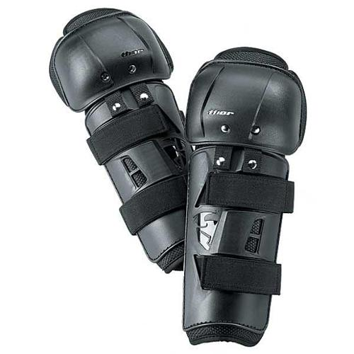 Thor Sector MX Knee Guard Black