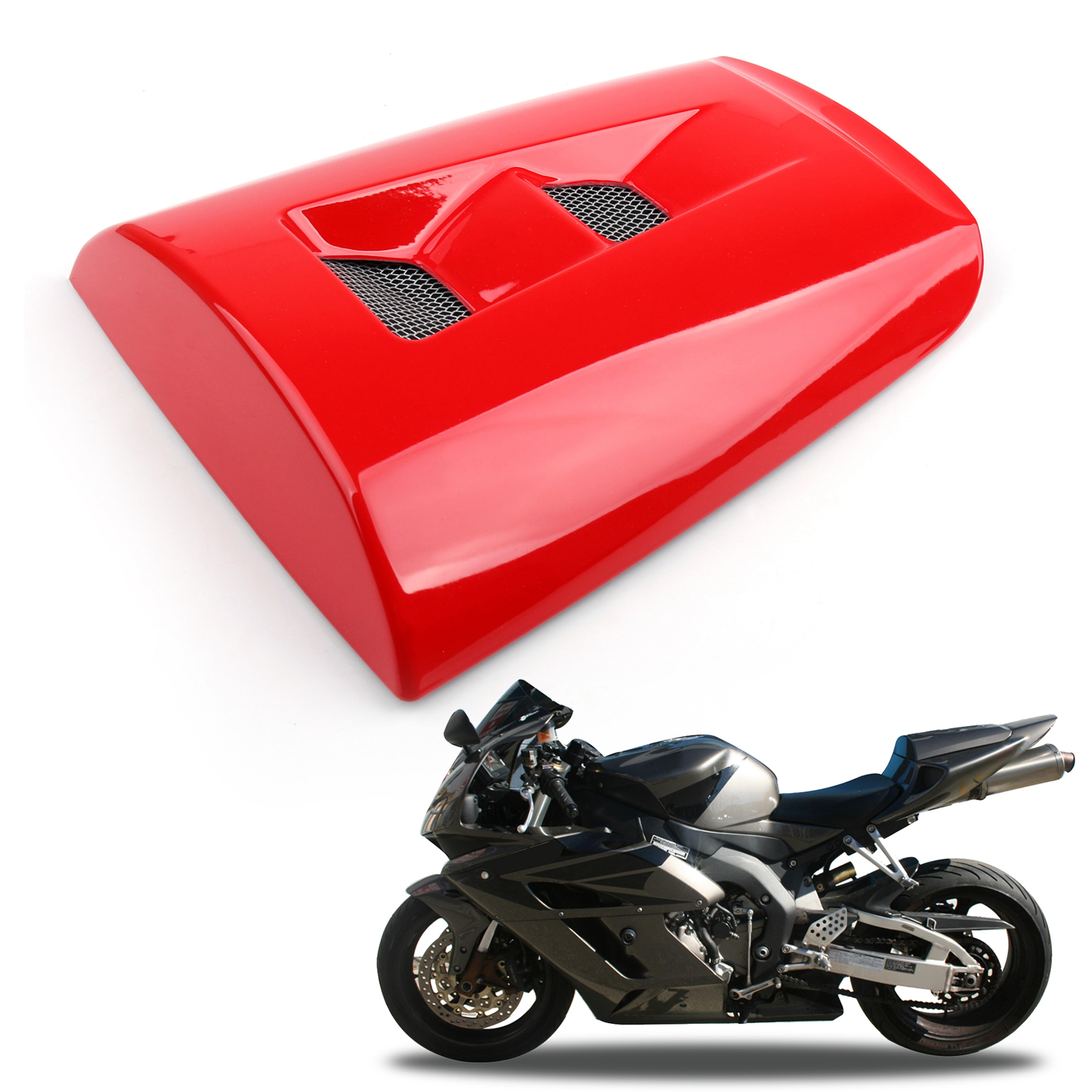 Areyourshop Rear Seat Cover cowl For Honda CBR1000RR CBR 1000RR 2004-2007