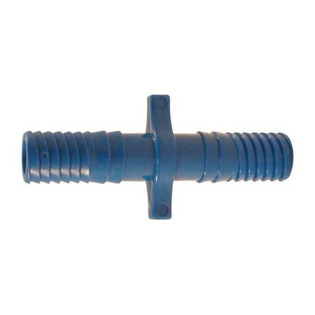 "Apollo ABTC12 Blue Twisters Irrigation Insert Coupling, Polypropylene, Blue, 1/2"""
