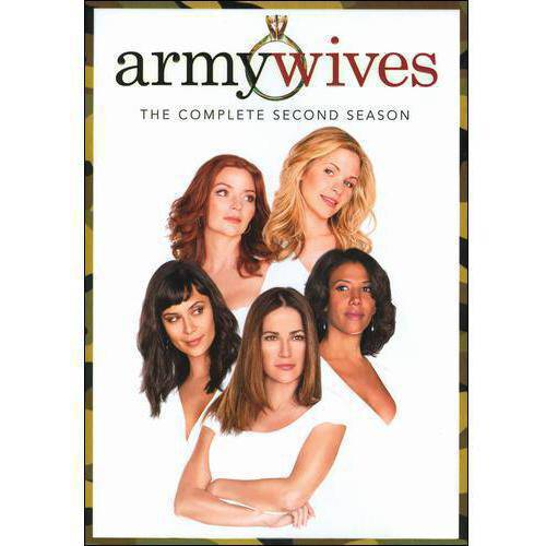 ARMY WIVES-2ND SEASON COMPLETE (DVD/5 DISC/WS 1.78/SP-FR-SUB)