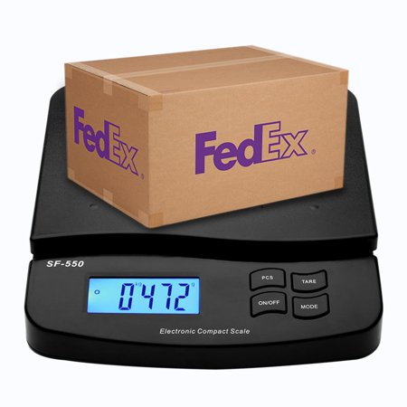 Ktaxon Heavy Duty 55lbs Digital Postal Scale Shipping Electronic Scale