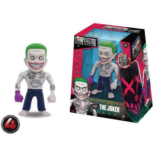 """Metals Suicide Squad 4"""" DC Figure, Joker"""