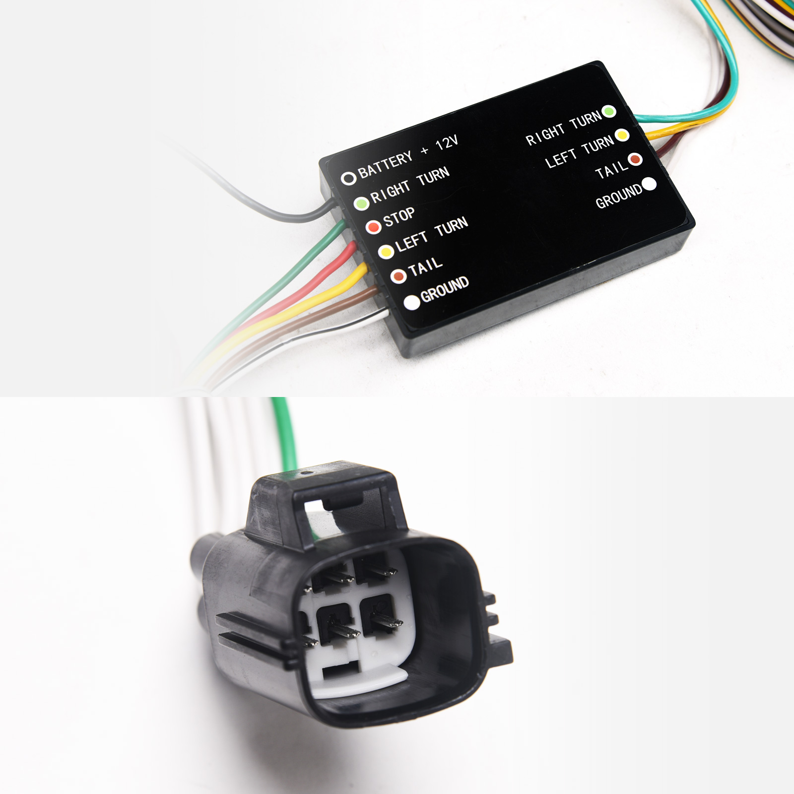 2012 Jeep Liberty Trailer Hitch Wiring Harness Collection ...