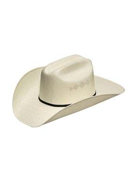 Twister T7151848-6.75 Sancho Canvas Cowboy Hat, Natural - Size 6.75
