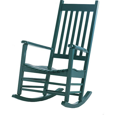 International Concepts Porch Rocker   Solid Wood