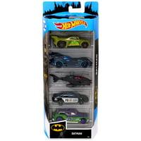 Hot Wheels 2019 Batman 5-Pack