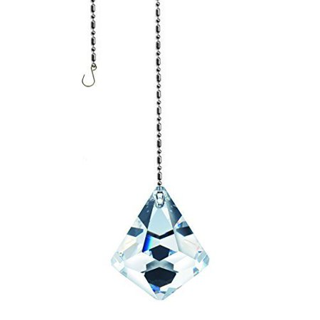 - Crystal SunCatcher Rainbow Maker Swarovski Clear Cone Ball Crystal Prism (Sizes Available)