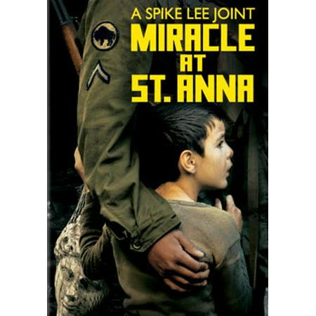 Miracle at St. Anna (DVD)