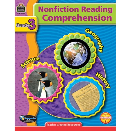 Nonfiction Reading Comprehension Grade 3 (Other)