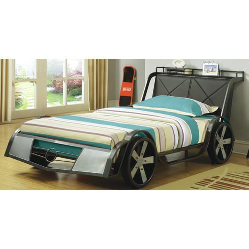 Wildon Home  Twin Car Bed