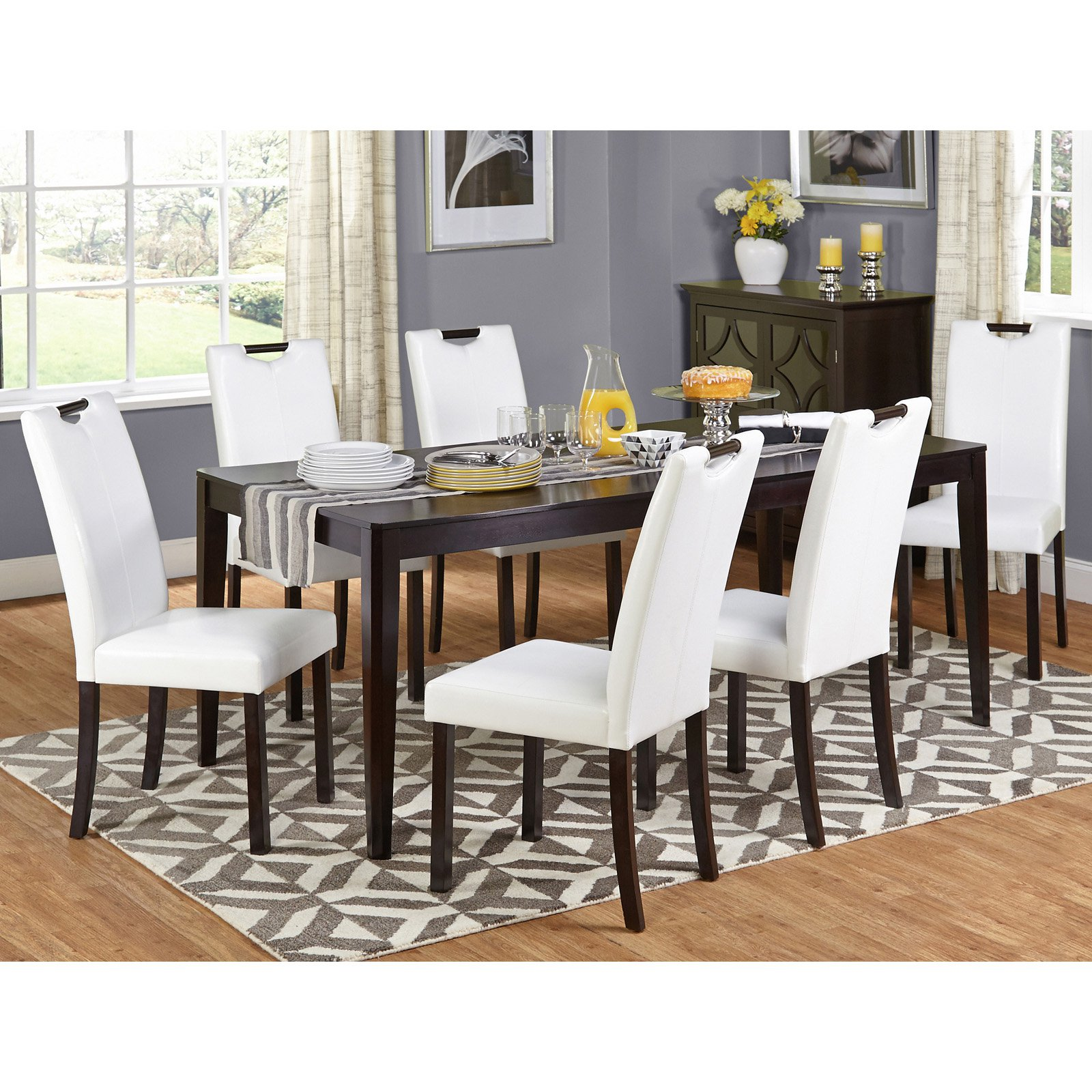 7 Pc Dining Room Set Home Design Ideas And Pictures