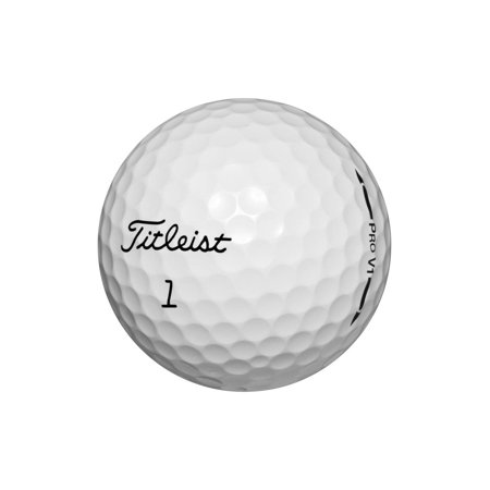 Titleist Pro V1 Golf Balls, Used, Good Quality, 36 (Refurbished Titleist Pro V1)