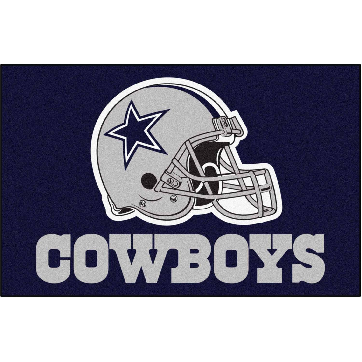 NFL Dallas Cowboys Starter Mat
