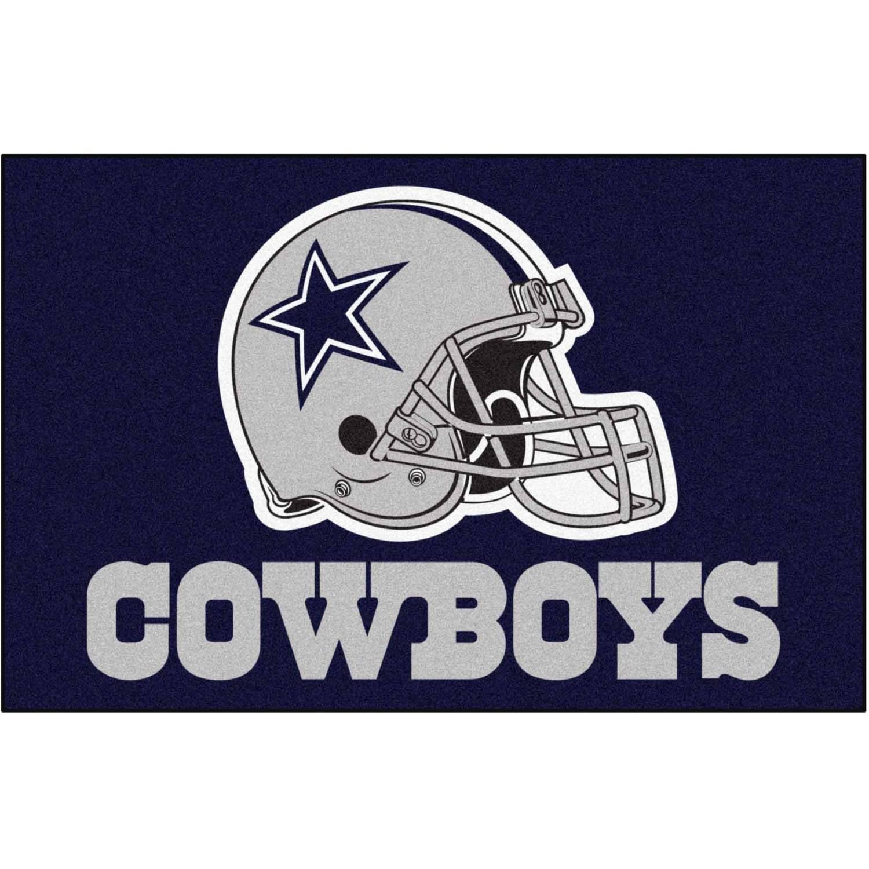 NFL Dallas Cowboys Starter Mat