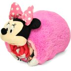 Mickey Mouse Sleeping Bag With Bonus Cuddle Pillow