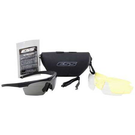 ESS Ballistic Safety Glasses,Assorted EE9014-05