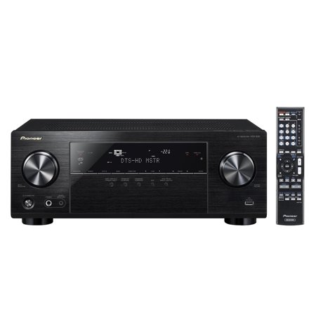 Pioneer VSX-830-K 5.2-Channel AV Receiver with Built-In Bluetooth and Wi-Fi (Black) by