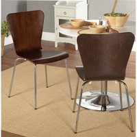 Pisa Bentwood Chair, Set of 2, Multiple Colors