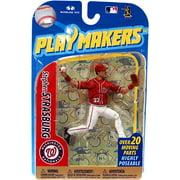 McFarlane MLB Playmakers Series 2 Stephen Strasburg Action Figure