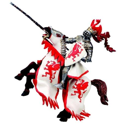 Papo 39388 3. 5'' H Dragon King Horse Pack of 5